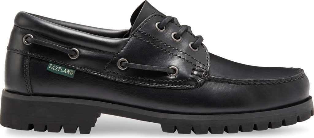 Men's Eastland Seville, Black Leather, large, image 2