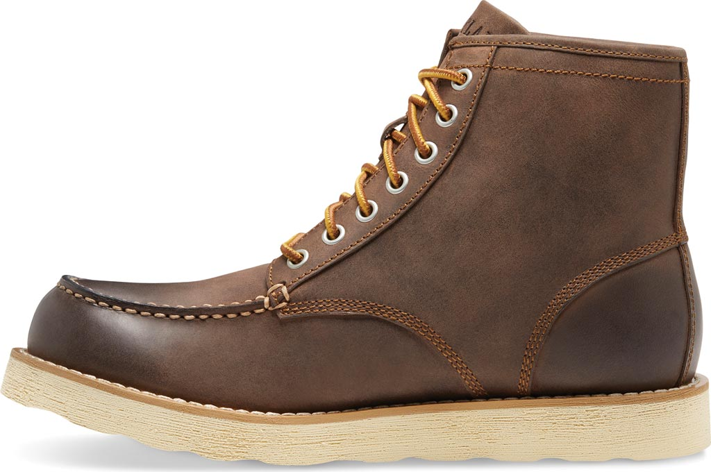 Men's Eastland Lumber Up Boot, Brown Smooth Leather, large, image 3