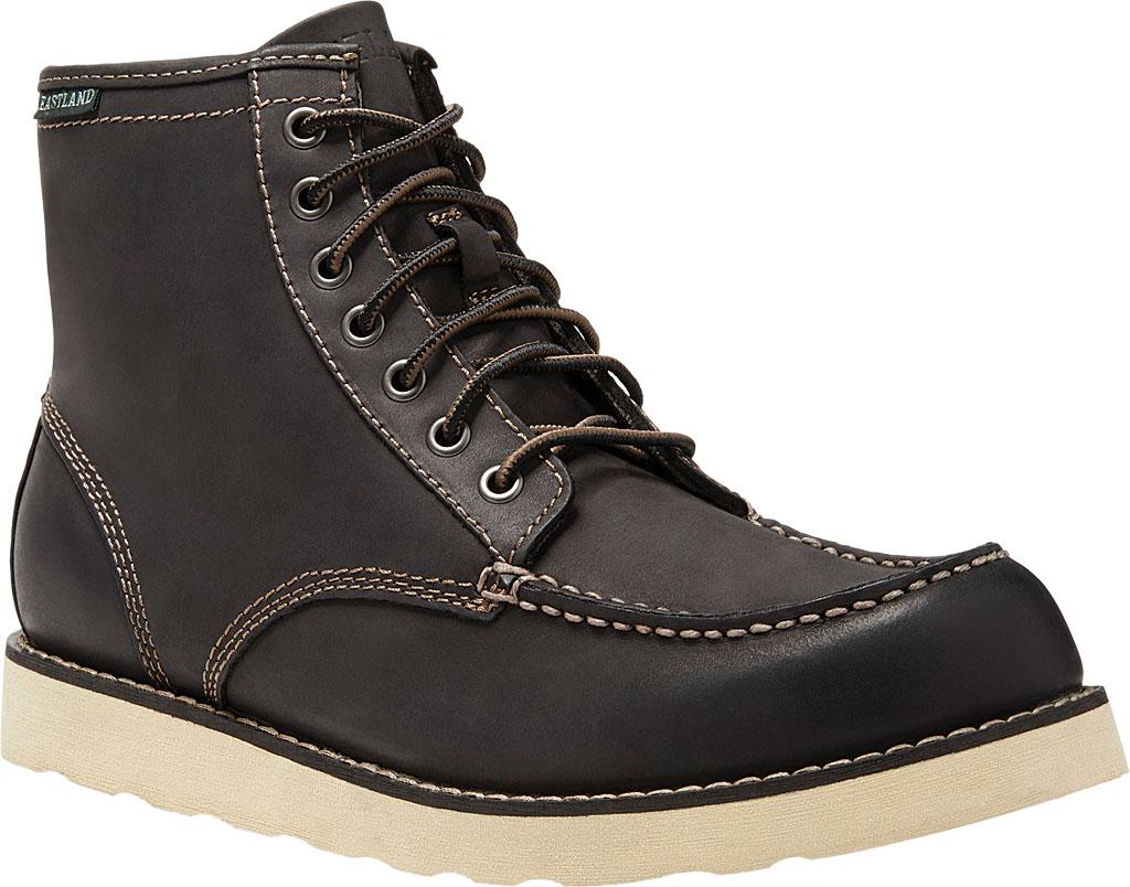 Men's Eastland Lumber Up Boot, Black/Black Leather, large, image 1