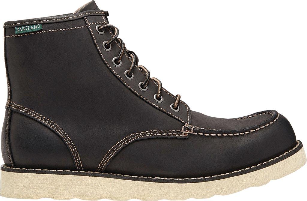 Men's Eastland Lumber Up Boot, Black/Black Leather, large, image 2