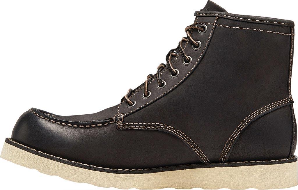 Men's Eastland Lumber Up Boot, Black/Black Leather, large, image 3
