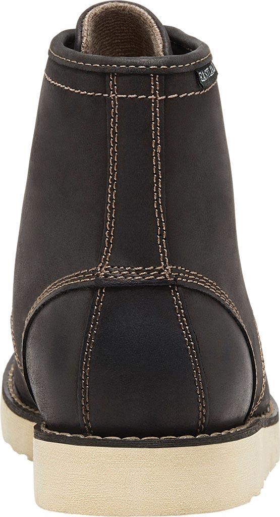 Men's Eastland Lumber Up Boot, Black/Black Leather, large, image 4