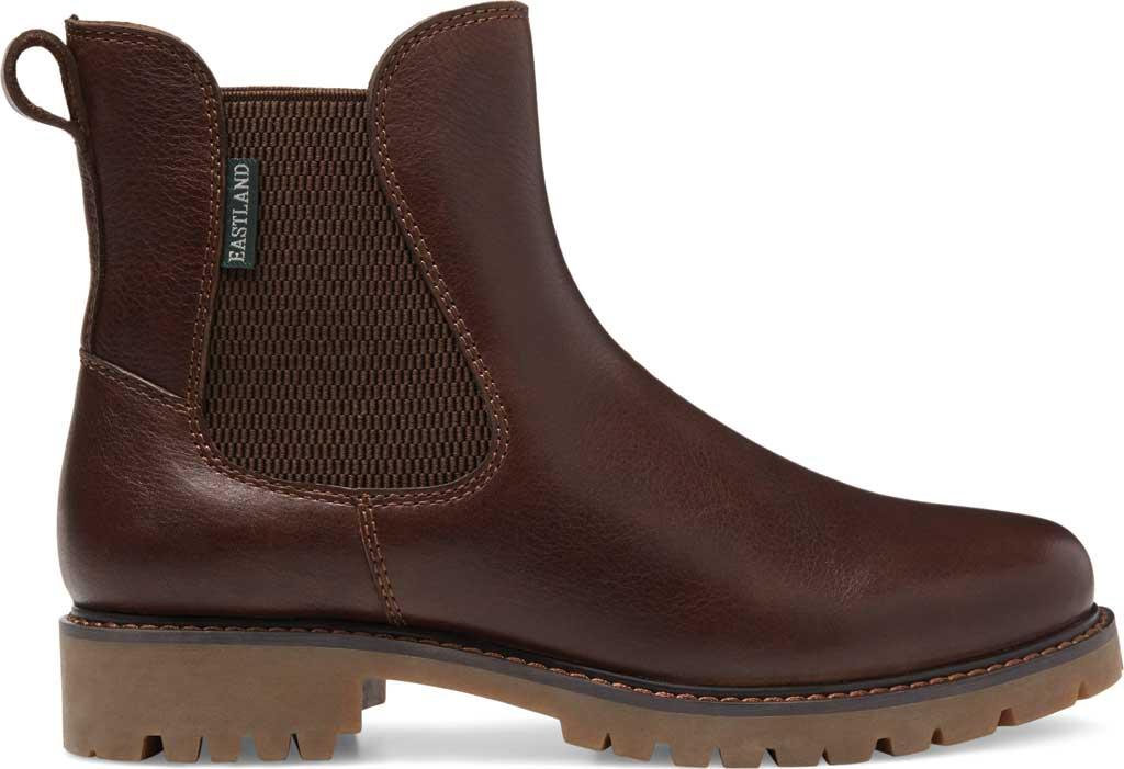 Women's Eastland Ida Chelsea Boot, Walnut Leather, large, image 2