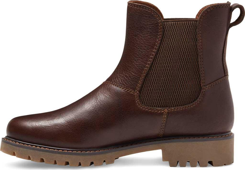 Women's Eastland Ida Chelsea Boot, Walnut Leather, large, image 3