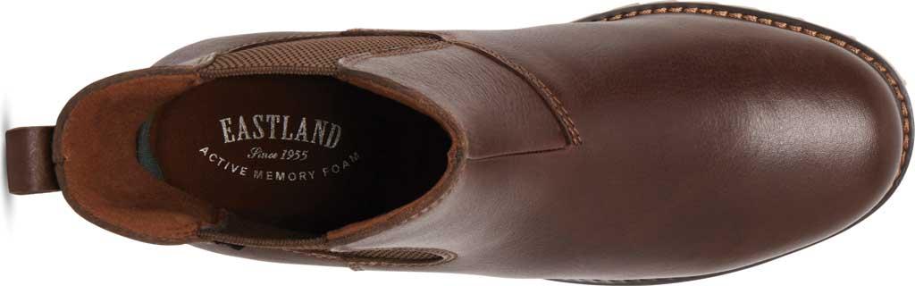Women's Eastland Ida Chelsea Boot, Walnut Leather, large, image 6