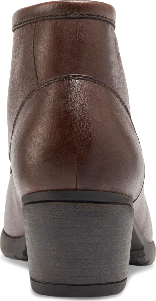Women's Eastland Alexa Bootie, Brown Leather, large, image 4