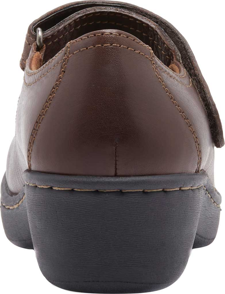 Women's Eastland Gloria Mary Jane, Brown Leather, large, image 4