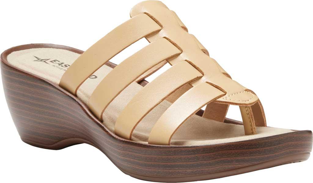 Women's Eastland Topaz Wedge Thong Sandal, , large, image 1