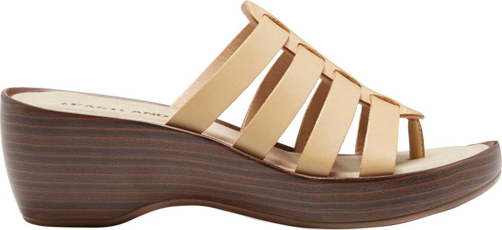 Women's Eastland Topaz Wedge Thong Sandal, , large, image 2