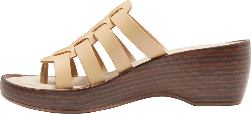 Women's Eastland Topaz Wedge Thong Sandal, , large, image 3