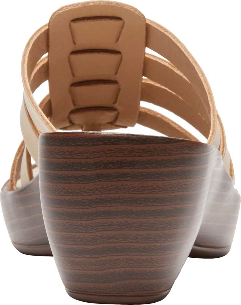 Women's Eastland Topaz Wedge Thong Sandal, , large, image 4