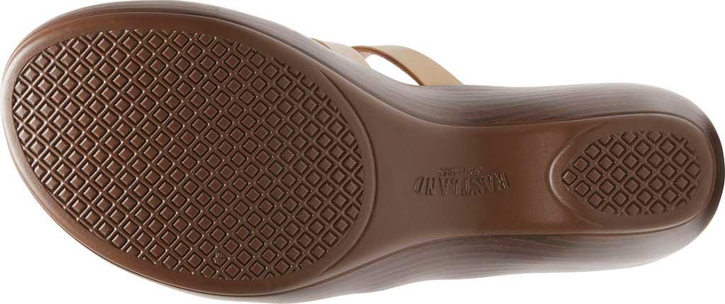 Women's Eastland Topaz Wedge Thong Sandal, , large, image 6