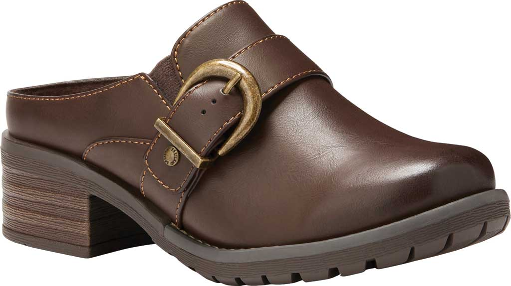 Women's Eastland Erin Strap and Buckle Mule, , large, image 1