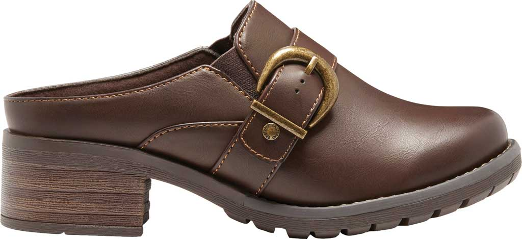 Women's Eastland Erin Strap and Buckle Mule, , large, image 2