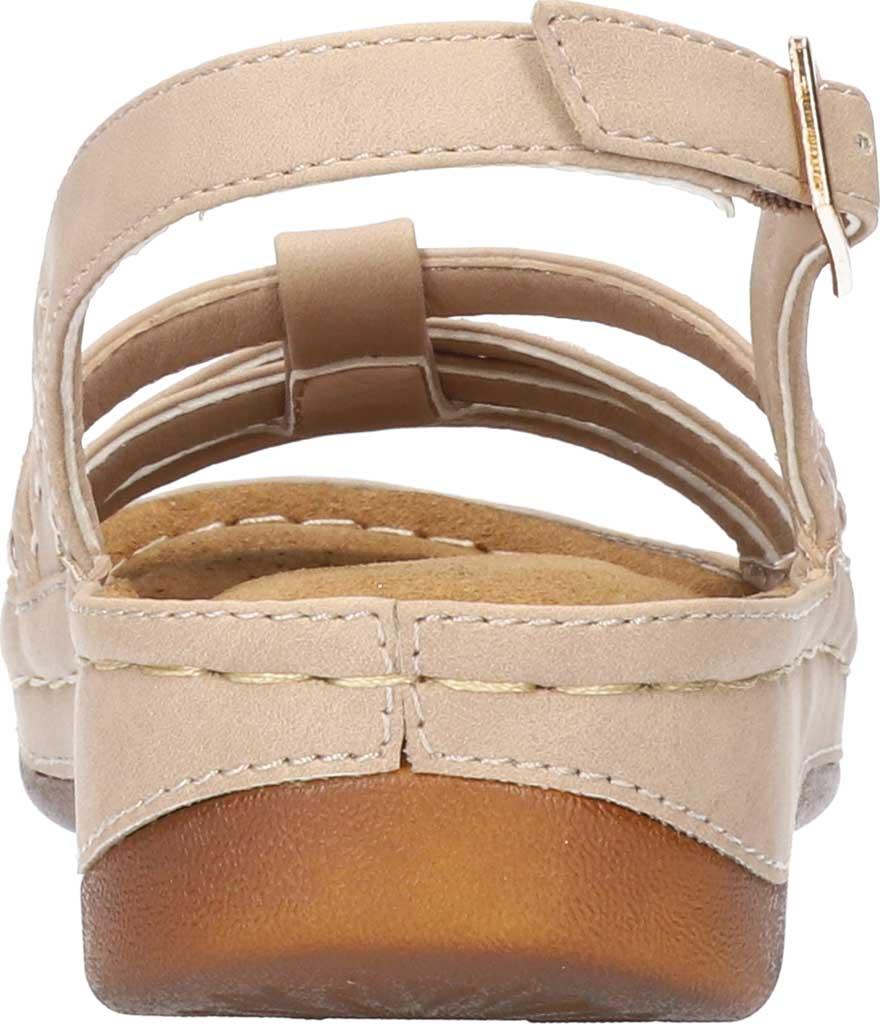 Women's Easy Street Kehlani Slingback Sandal, , large, image 4