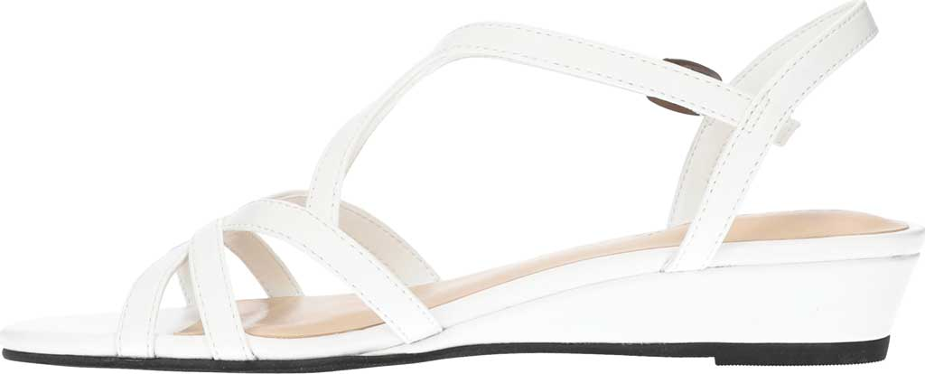 Women's Easy Street Royalty Wedge Strappy Sandal, , large, image 3