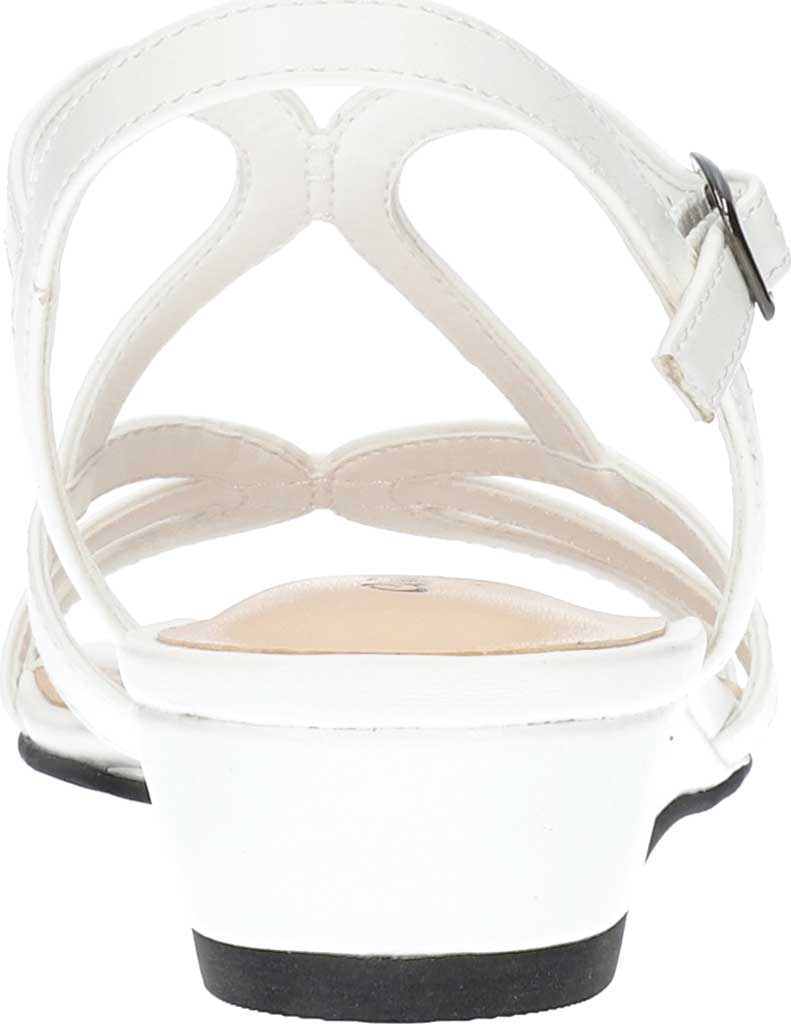 Women's Easy Street Royalty Wedge Strappy Sandal, , large, image 4