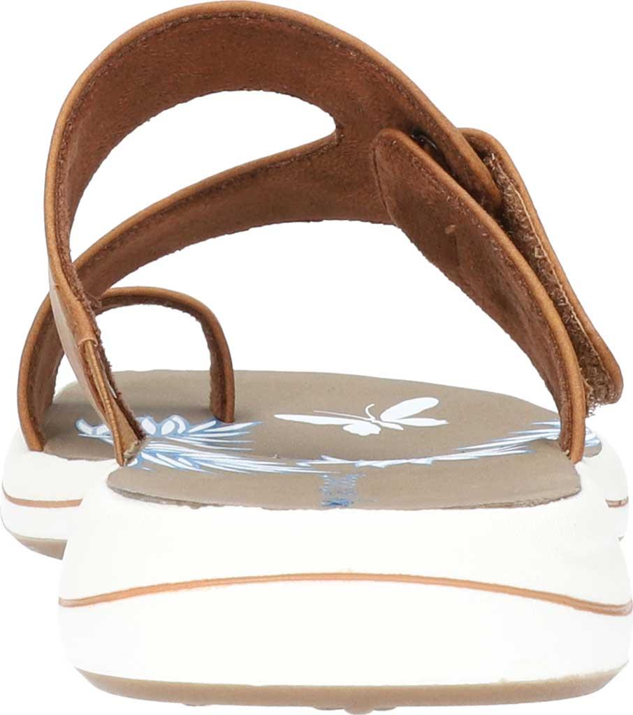 Women's Easy Street Aiko Adjustable Toe Loop Sandal, , large, image 4