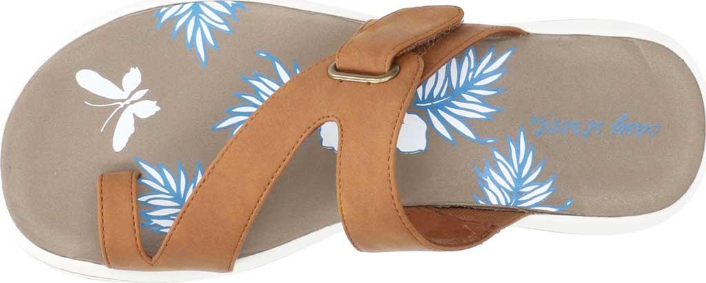 Women's Easy Street Aiko Adjustable Toe Loop Sandal, , large, image 5