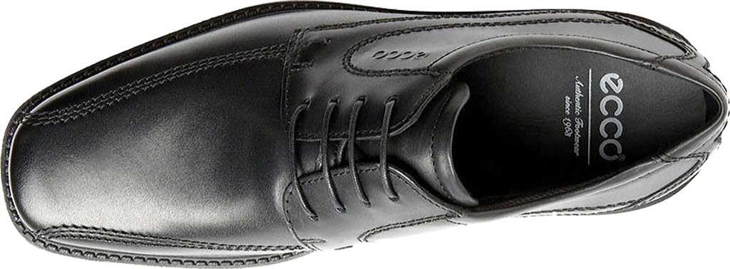 Men's ECCO New Jersey Bicycle Toe Tie, Black Santiago, large, image 6