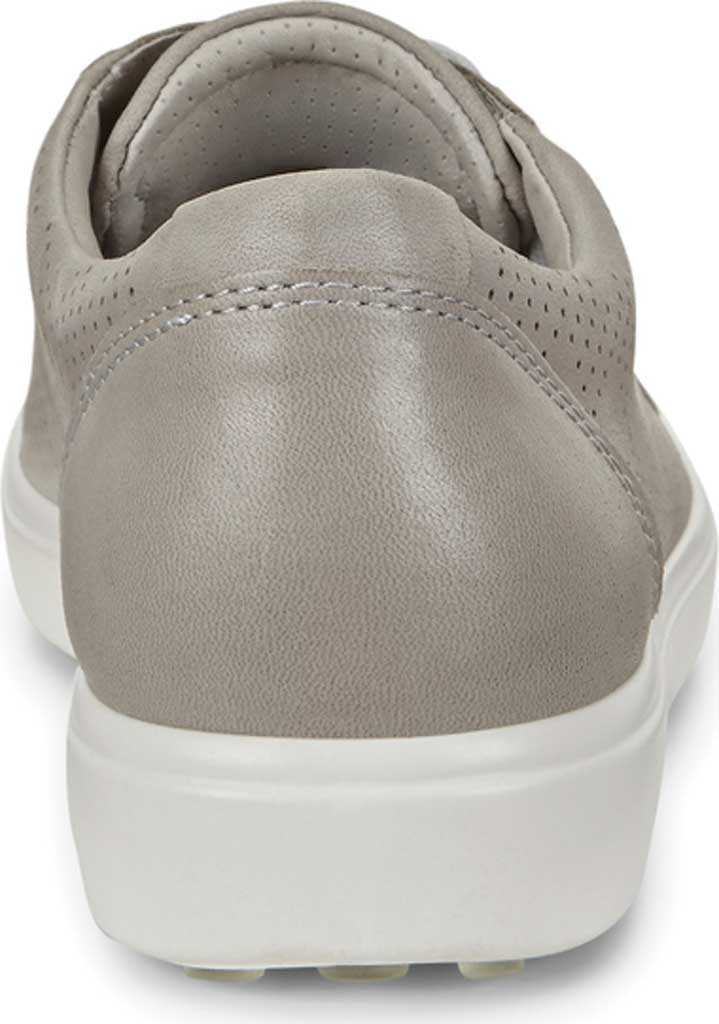 Women's ECCO Soft 7 Sneaker, Wild Dove Cow Leather, large, image 4