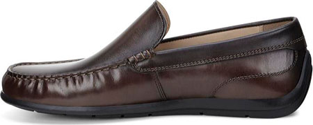 Men's ECCO Classic Moc 2.0 Loafer, Coffee, large, image 3