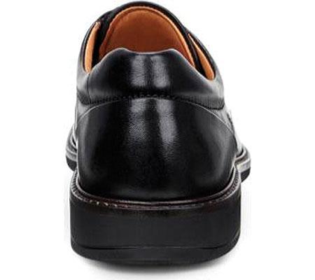 Men's ECCO Holton Apron Toe Tie, Black Leather, large, image 5