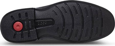 Men's ECCO Holton Apron Toe Tie, Black Leather, large, image 7