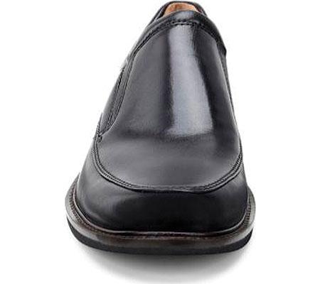 Men's ECCO Holton Apron Toe Slip On, Black Leather, large, image 4