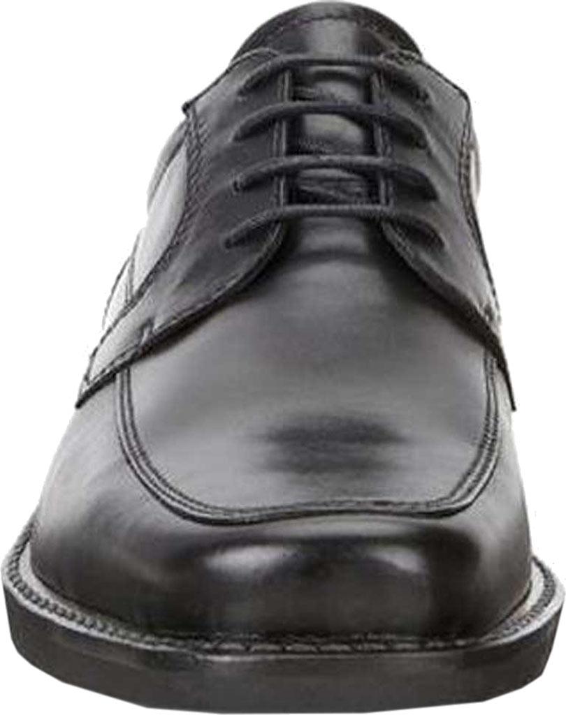 Men's ECCO Seattle Apron Toe Derby, Black Leather, large, image 4