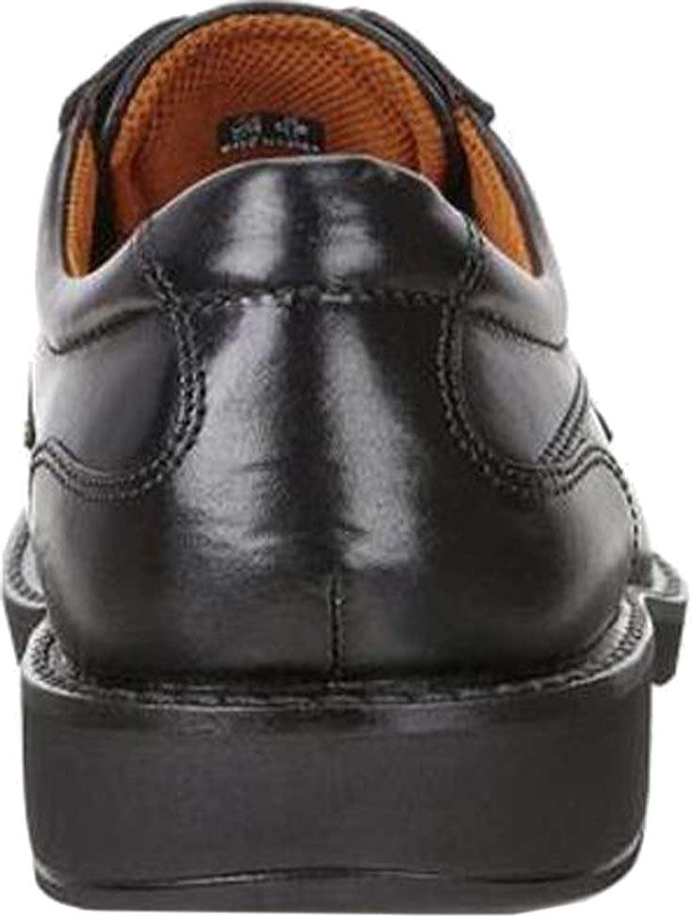 Men's ECCO Seattle Apron Toe Derby, Black Leather, large, image 5