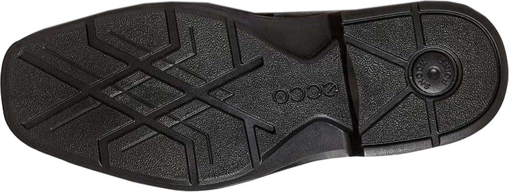 Men's ECCO Seattle Apron Toe Derby, Black Leather, large, image 7