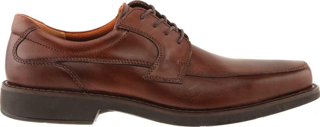 Men's ECCO Seattle Apron Toe Derby, Cognac Leather, large, image 2