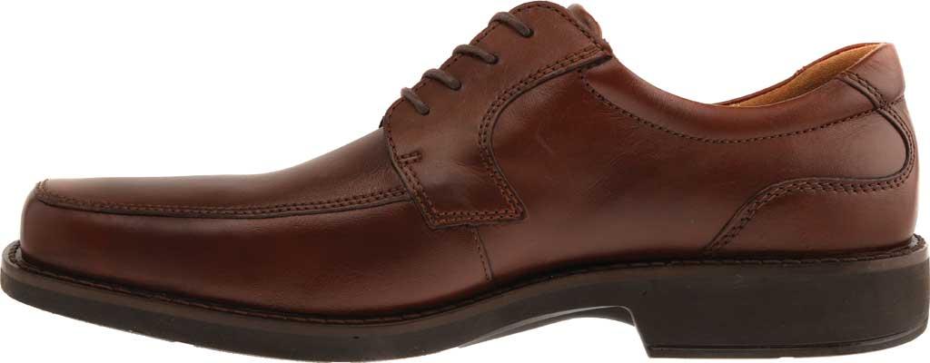 Men's ECCO Seattle Apron Toe Derby, Cognac Leather, large, image 3