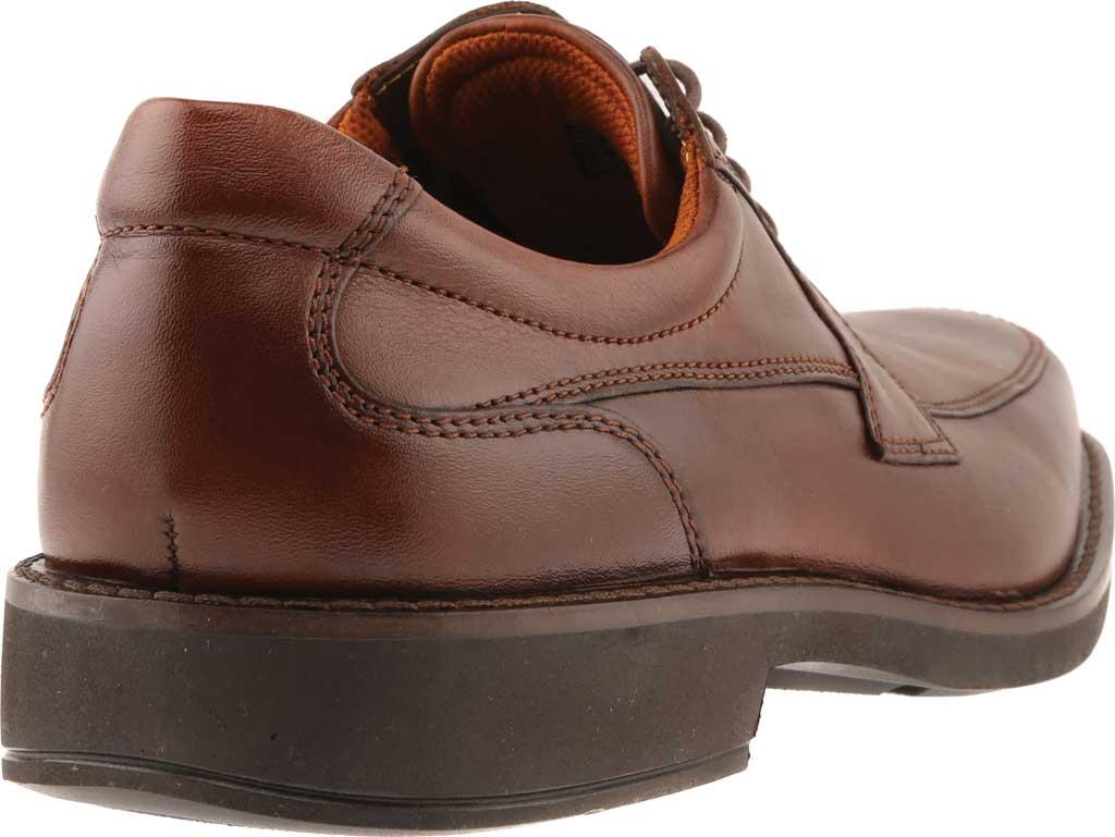 Men's ECCO Seattle Apron Toe Derby, Cognac Leather, large, image 5
