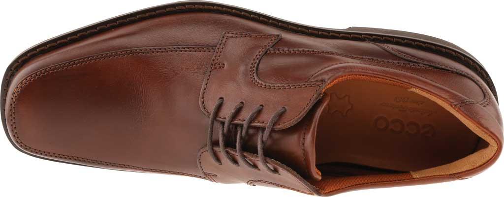 Men's ECCO Seattle Apron Toe Derby, Cognac Leather, large, image 6