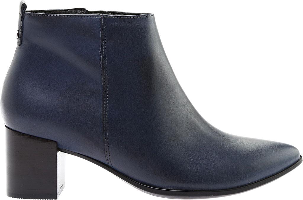 Women's ECCO Shape 45 Block Bootie, Pavement Calf Leather, large, image 2