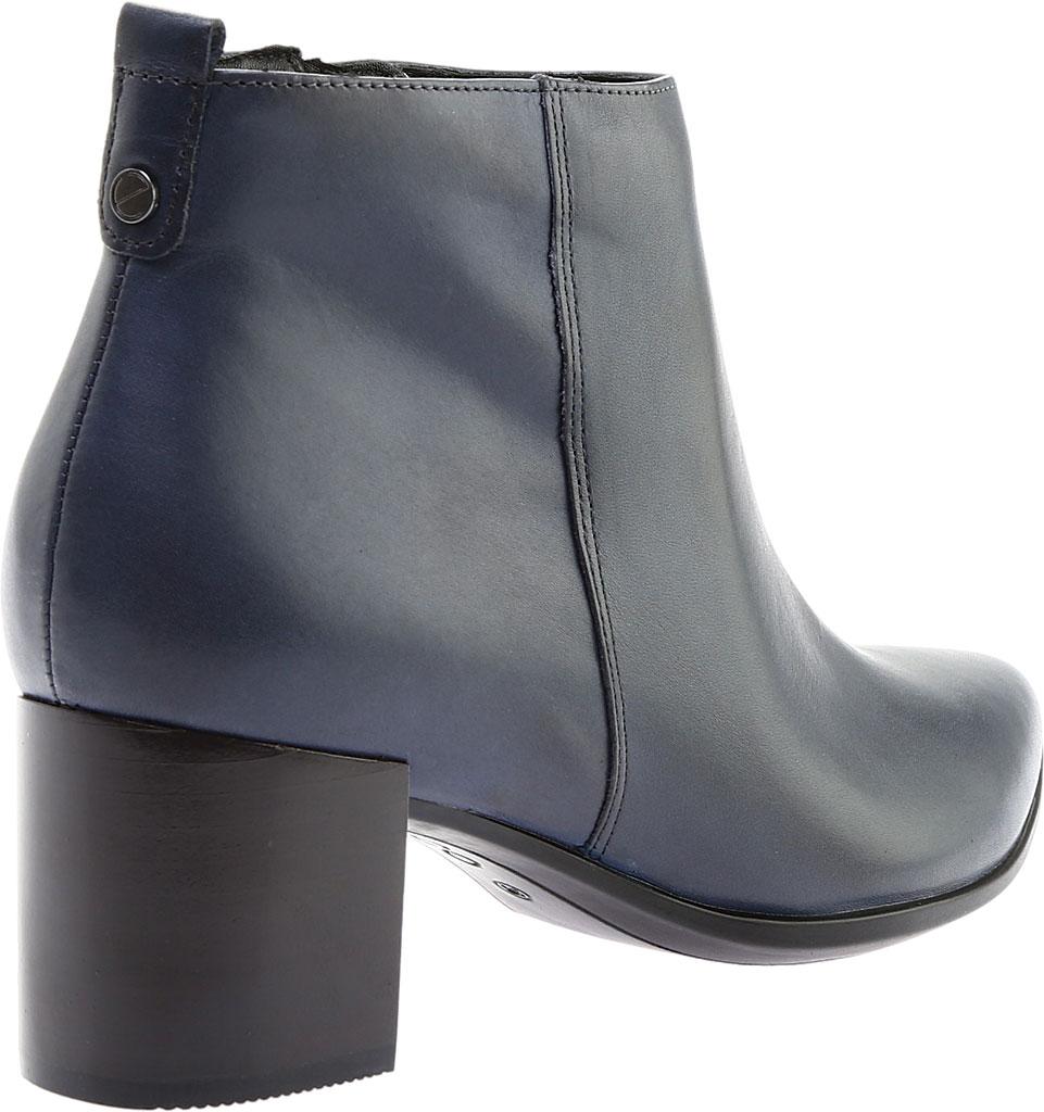 Women's ECCO Shape 45 Block Bootie, Pavement Calf Leather, large, image 4