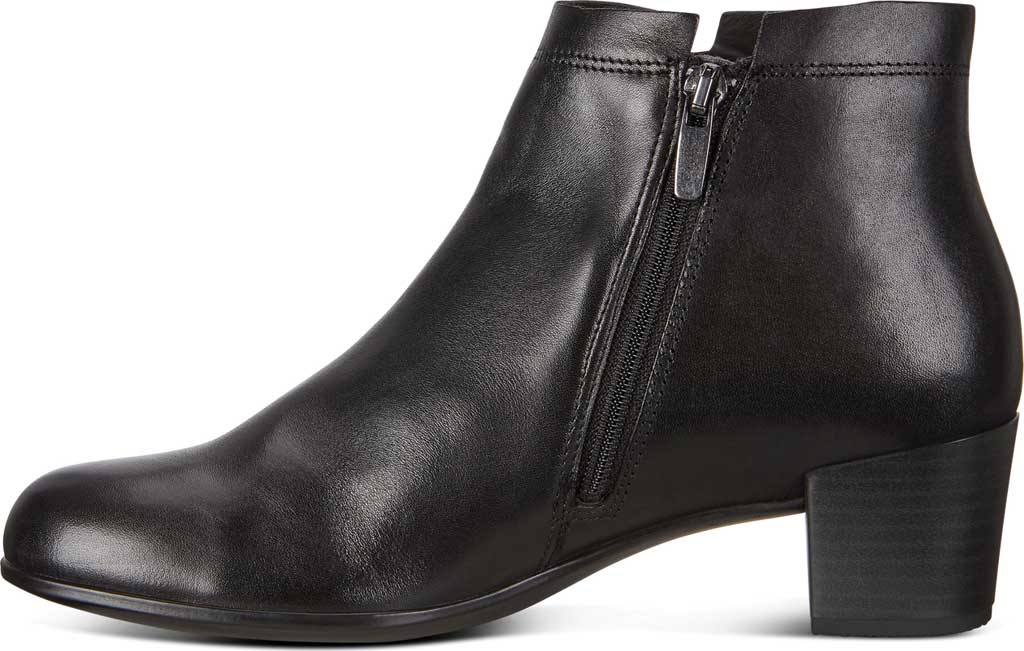 Women's ECCO Shape M 35 Ankle Boot, Black Cow Leather, large, image 3