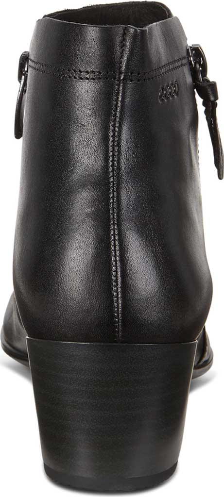Women's ECCO Shape M 35 Ankle Boot, Black Cow Leather, large, image 4