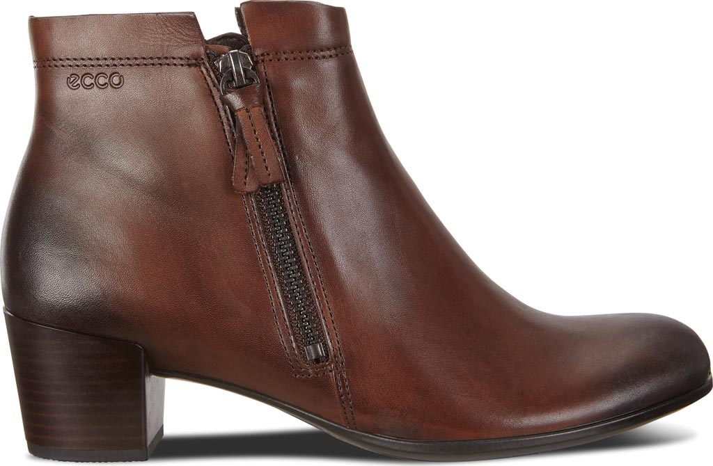 Women's ECCO Shape M 35 Ankle Boot, Bison Full Grain Leather, large, image 2