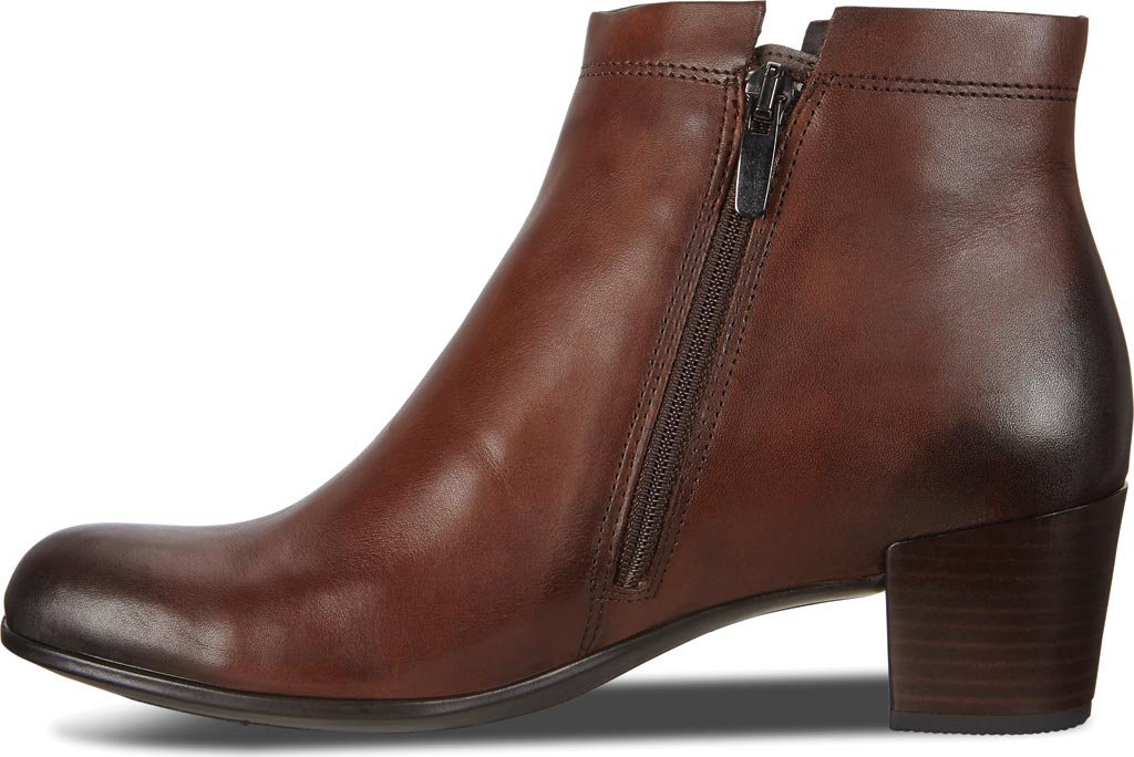 Women's ECCO Shape M 35 Ankle Boot, Bison Full Grain Leather, large, image 3