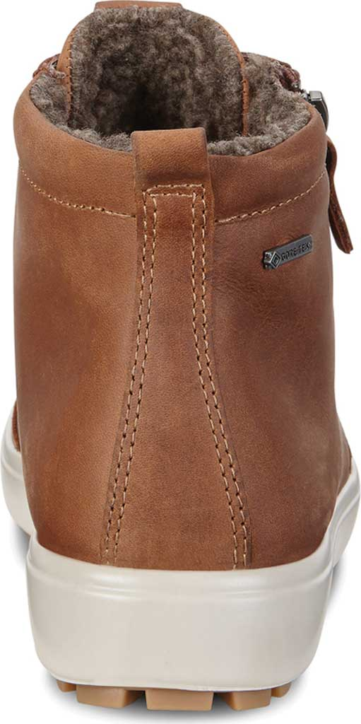 Women's ECCO Soft 7 Tred GORE-TEX High Top Sneaker, Cashmere Cow Oil Nubuck, large, image 4