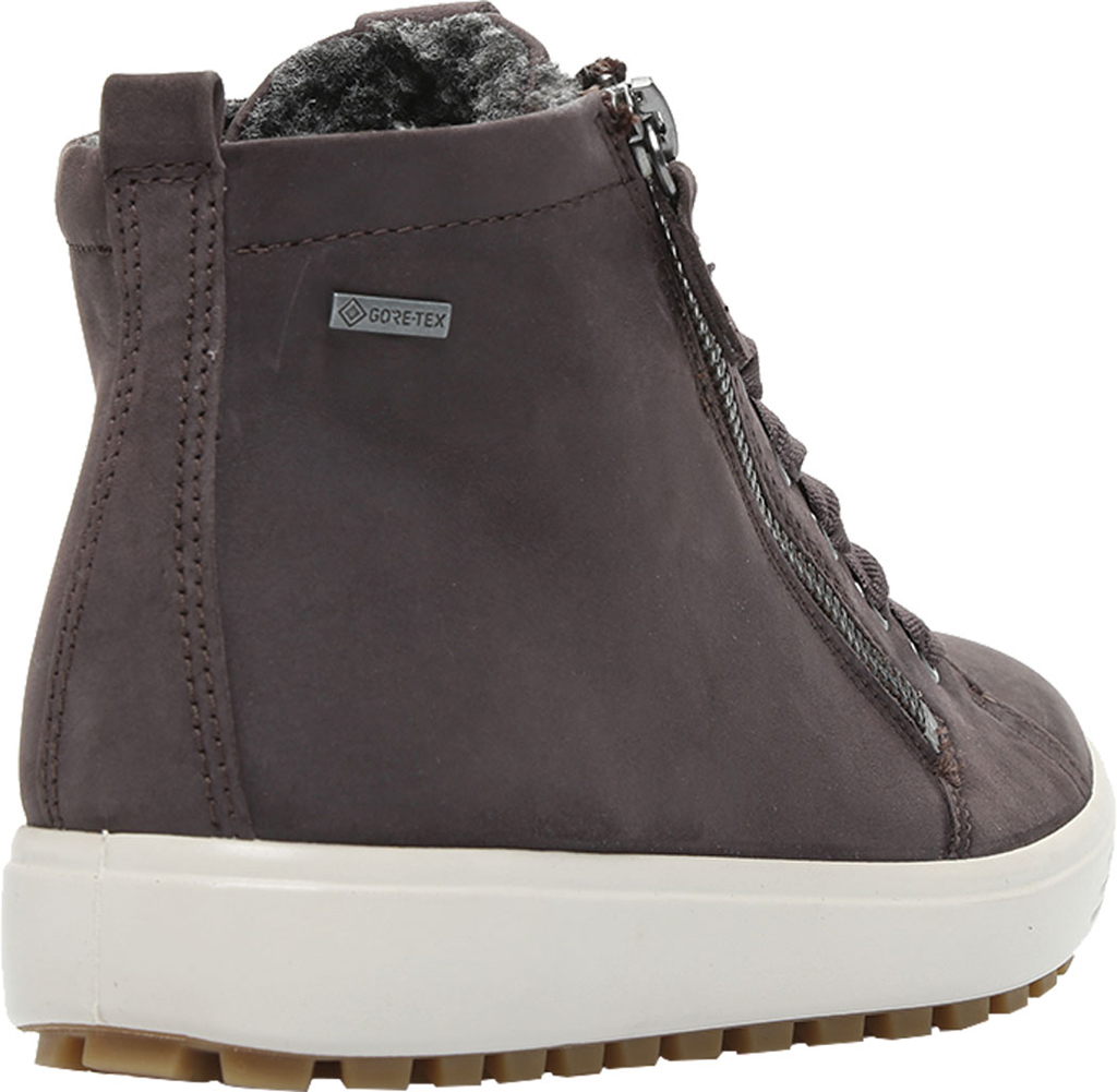 Women's ECCO Soft 7 Tred GORE-TEX High Top Sneaker, Shale Oil Nubuck, large, image 4