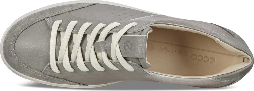 Women's ECCO Soft 7 Leisure Sneaker, Wild Dove/Wild Dove/Wild Dove Leather, large, image 5
