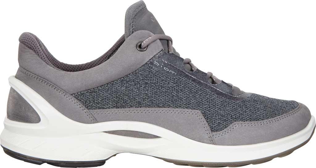 Women's ECCO BIOM Fjuel Mesh Sneaker, Titanium Leather, large, image 2