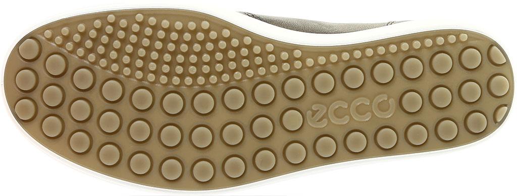 Women's ECCO Soft 7 Slip On Sneaker, Black Stone Metallic Leather, large, image 6