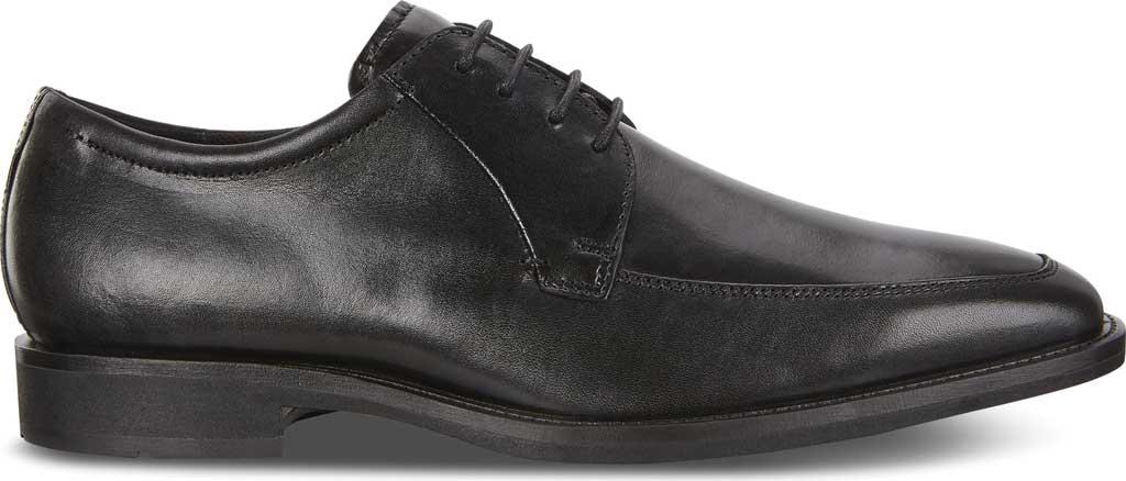Men's ECCO Calcan Apron Toe Tie Oxford, Black Leather, large, image 2