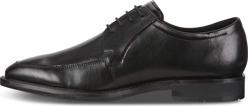 Men's ECCO Calcan Apron Toe Tie Oxford, Black Leather, large, image 3