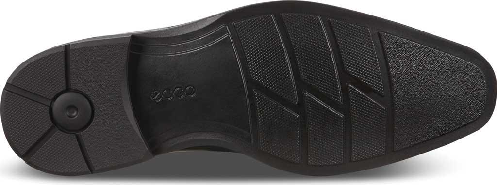 Men's ECCO Calcan Apron Toe Tie Oxford, Black Leather, large, image 5